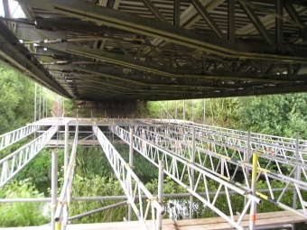 Bailey Bridge Access 1