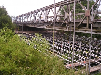 Bailey Bridge Access 2